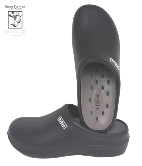 RABEN Kitchen Clogs KNS M85