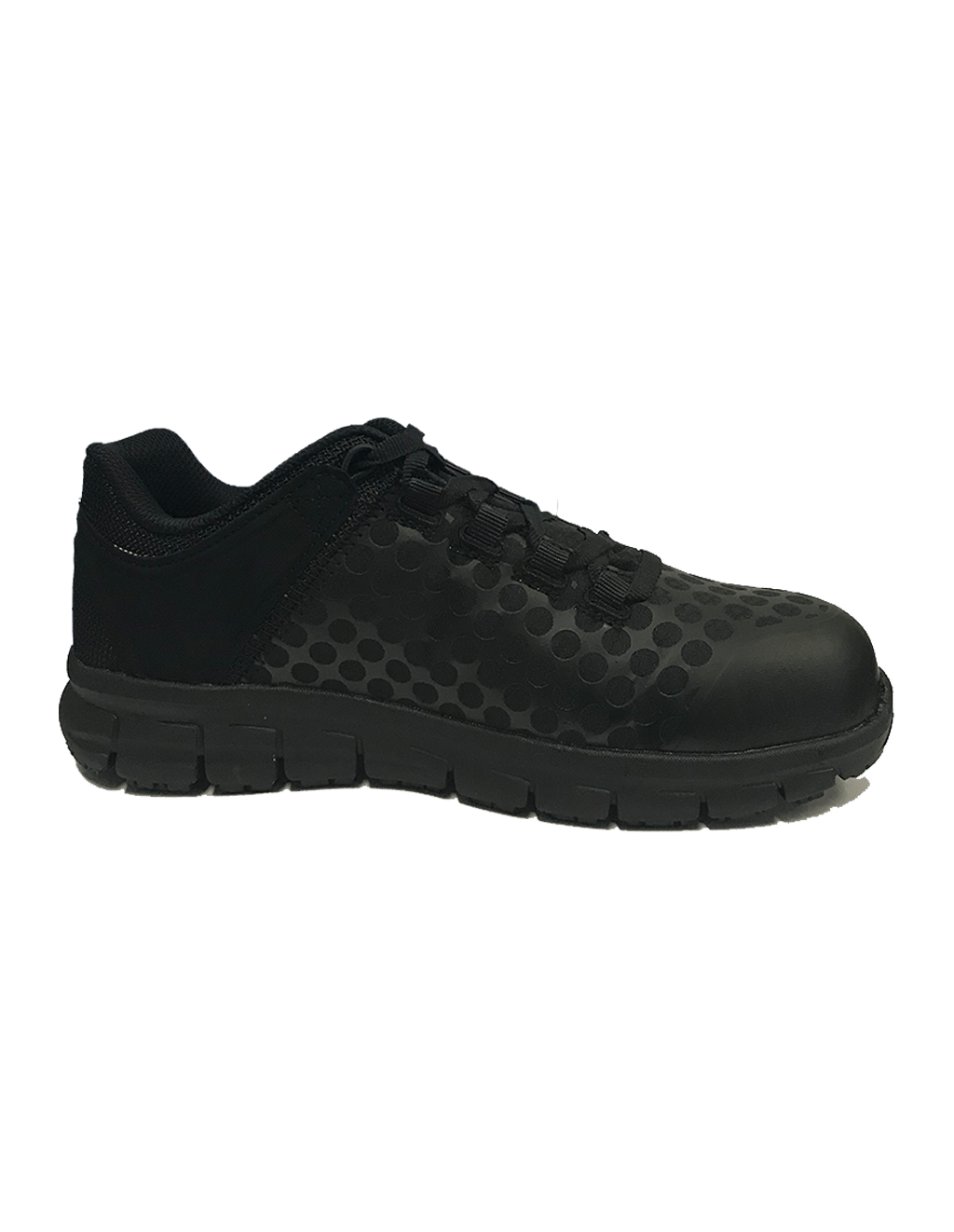 Ware Pro Work Boot Black MFW19333